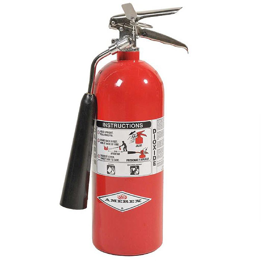 Fire Extinguisher CO2 - 5 Lbs