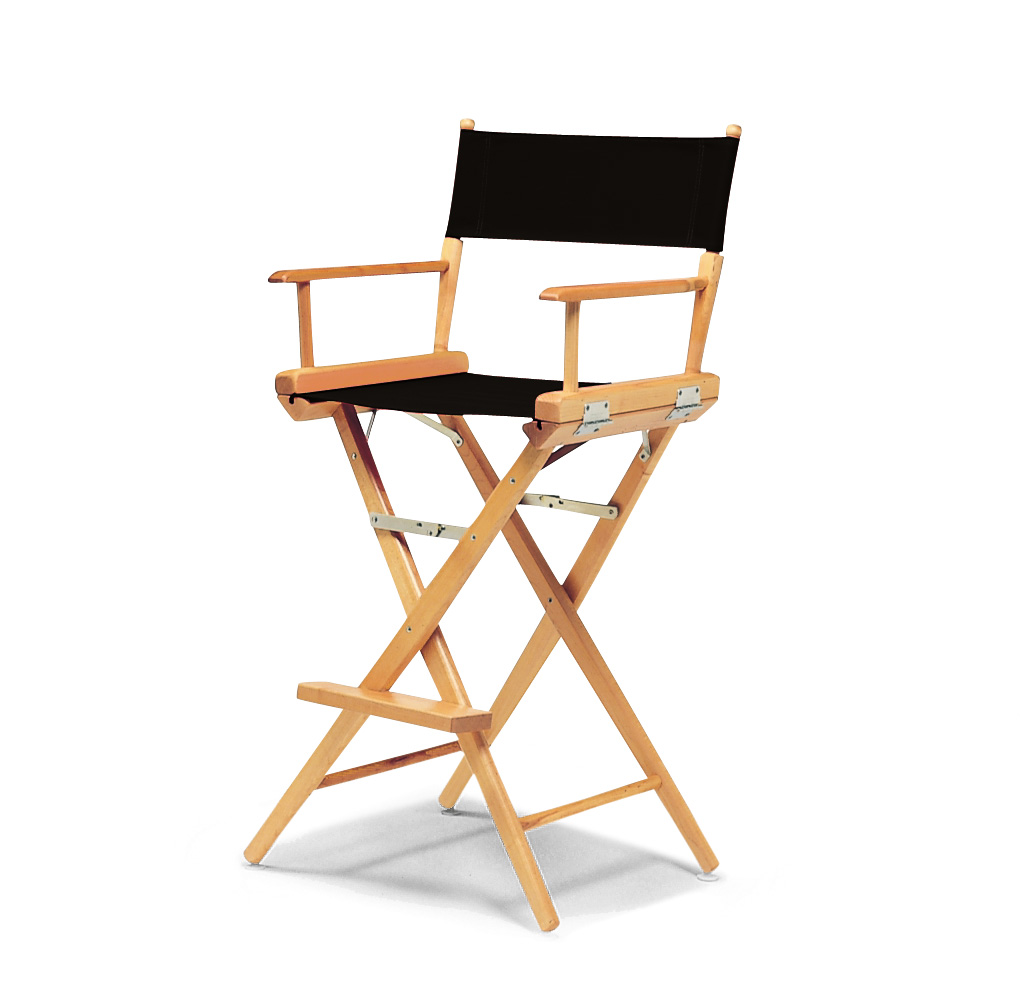 "Director's Chair - Tall (30"")"