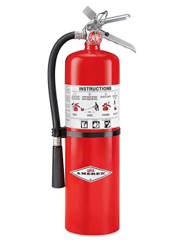 Fire Extinguisher ABC - 10 Lbs