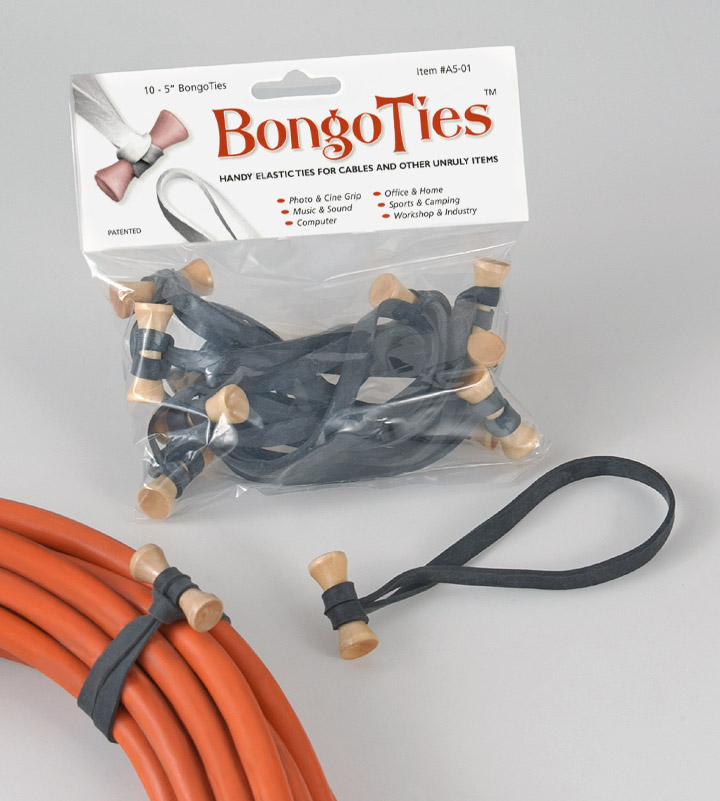 BongoTies - 10 Pack
