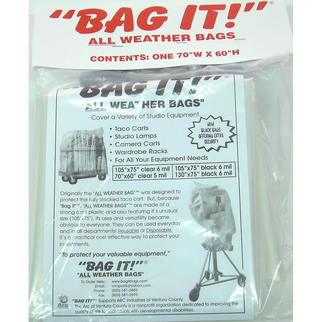 Bag It! All-Weather Bag