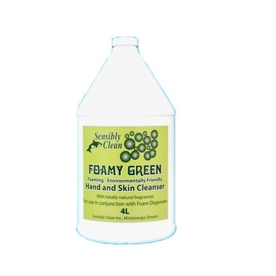 Eco Friendly Foaming Hand Washing Soap Refill - 4L