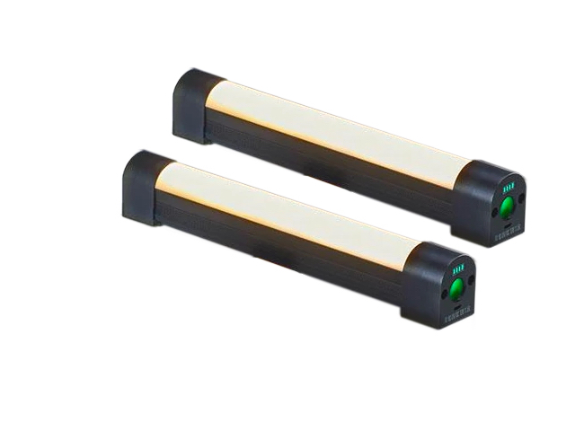 Quasar - 1' Q-LED Lithium Ion Battery Kit (2-Pack)