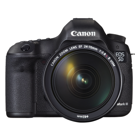 Canon 5D Mk III Camera Package
