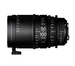 Sigma Cine Zoom Lens Kit (50-100mm) - PL Mount