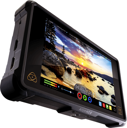 "Atomos Shogun Inferno HDR 7"" Monitor / Recorder Kit"